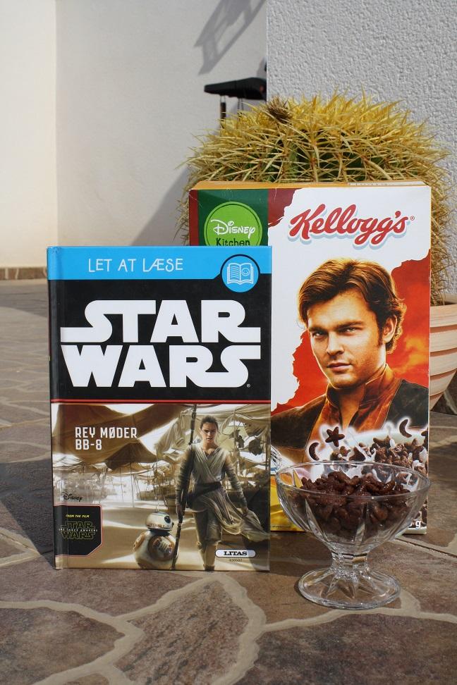 """Billede af Elizabeth Schaefers bog """"Star Wars: Rey møder BB-8""""."""